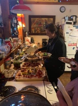 TMGR dinner Colleena