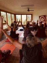 TMGR yoga love